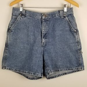 LEE | Vintage High-Waisted Mom Jean Shorts